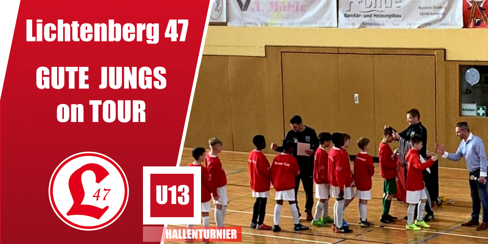 U13guteJUNGS