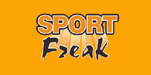 SPORTFREAK<br> logo